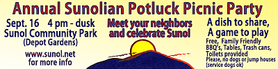Potluck Picnic Party